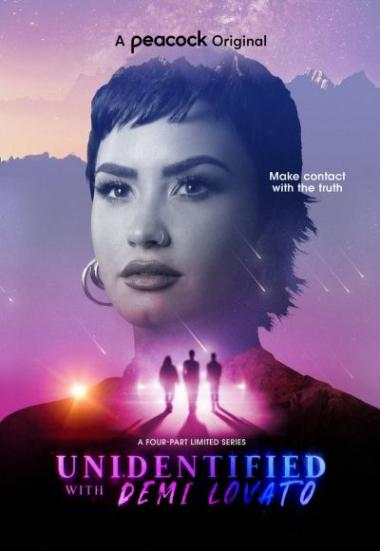 Unidentified with Demi Lovato 2021