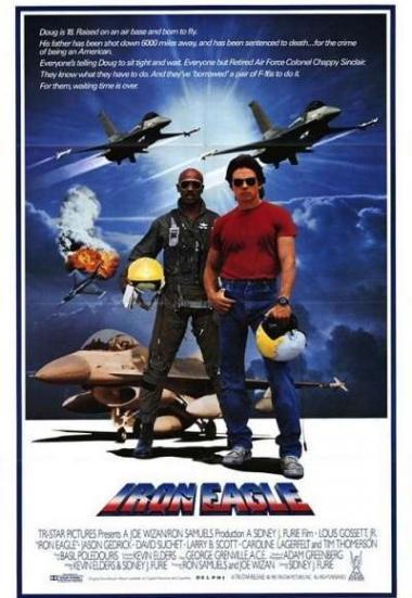 Iron Eagle 1986