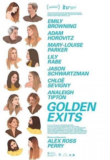 Golden Exits 2017