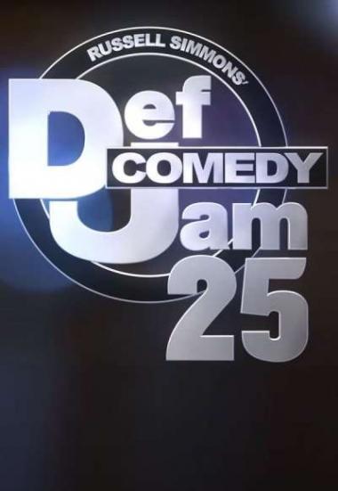 Def Comedy Jam 25 2017