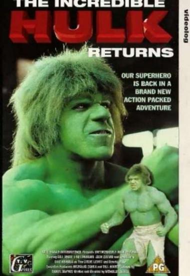 The Incredible Hulk Returns 1988