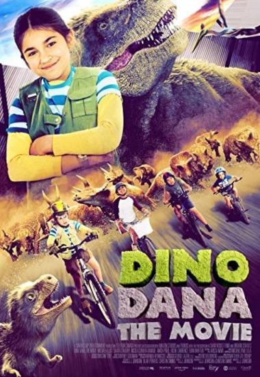Dino Dana: The Movie 2020