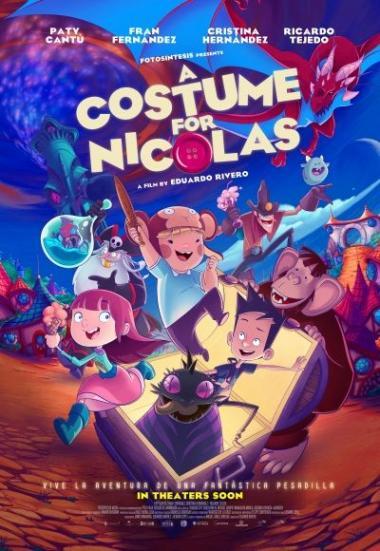 A Costume for Nicholas 2020