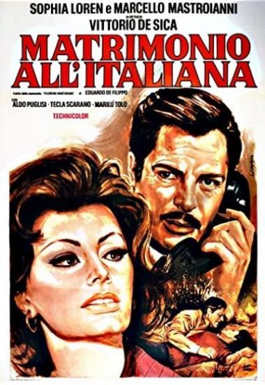 Marriage Italian Style 1964