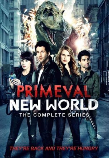 Primeval: New World 2012