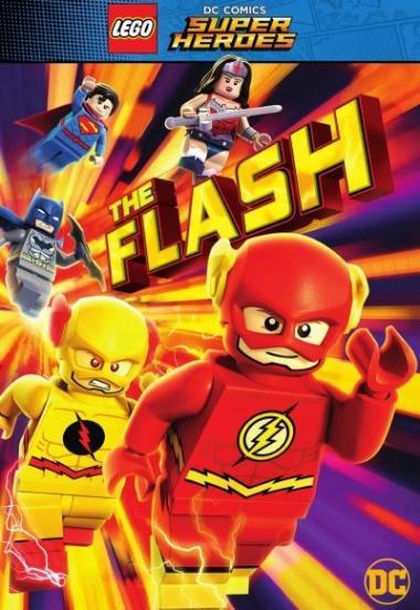 Lego DC Comics Super Heroes: The Flash 2018