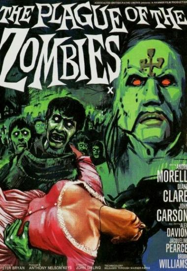 The Plague of the Zombies 1966