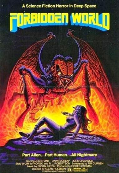 Forbidden World 1982