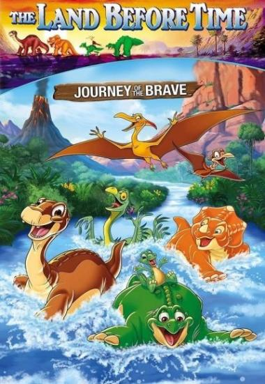 The Land Before Time XIV: Journey of the Brave 2016
