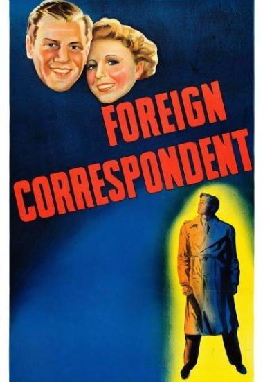 Foreign Correspondent 1940