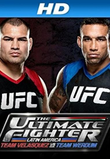 The Ultimate Fighter: Latin America 2014