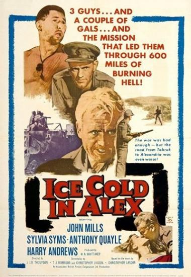 Ice Cold in Alex 1958