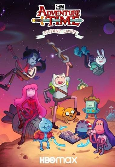 Adventure Time: Distant Lands 2020