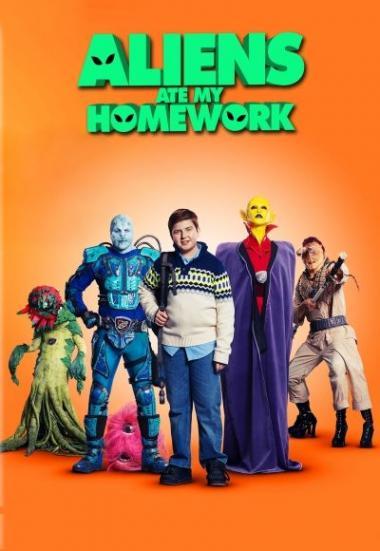 Aliens Ate My Homework 2018