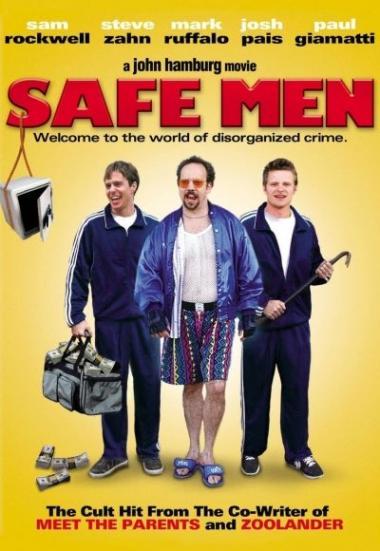 Safe Men 1998