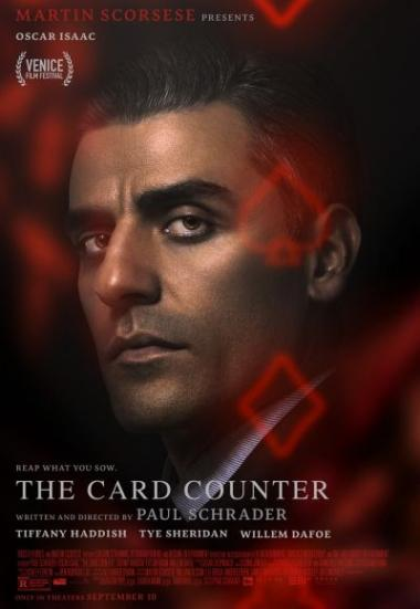 The Card Counter 2021