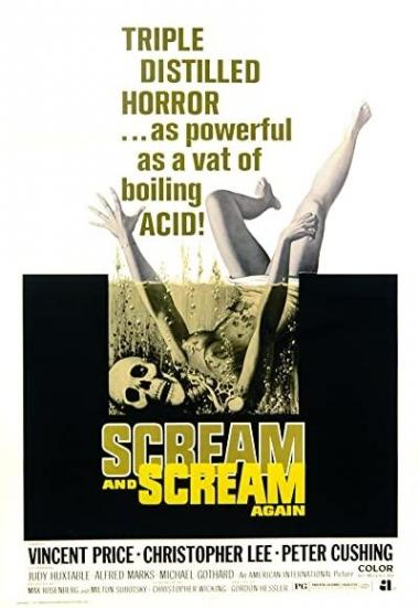 Scream and Scream Again 1970
