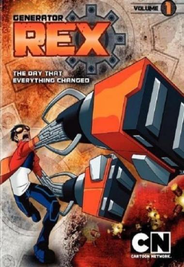 Generator Rex 2010