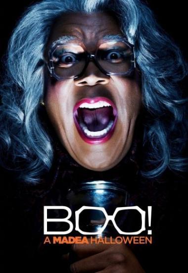 Tyler Perry's Boo! A Madea Halloween 2016