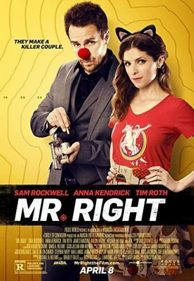 Mr. Right 2015