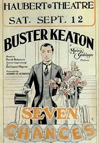 Seven Chances 1925