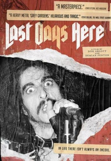 Last Days Here 2011