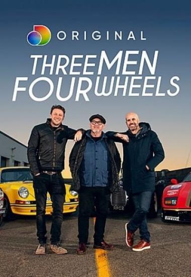 Three Men Four Wheels 2020