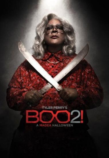 Boo 2! A Madea Halloween 2017