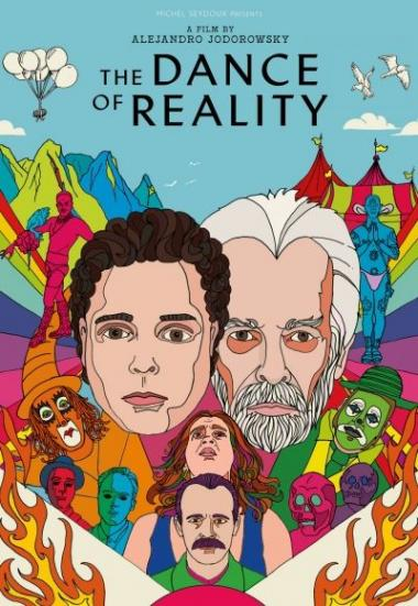 The Dance of Reality 2013