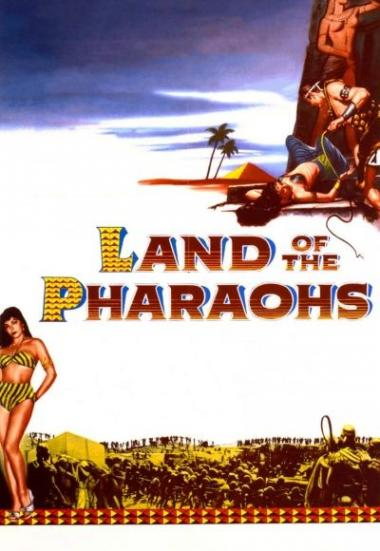 Land of the Pharaohs 1955