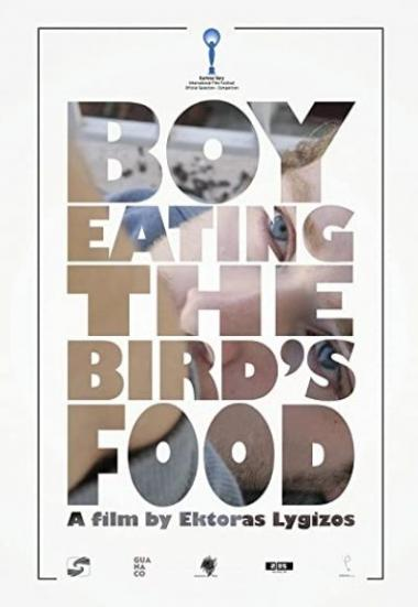 Boy Eating the Bird's Food 2012