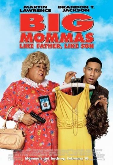 Big Mommas: Like Father, Like Son 2011