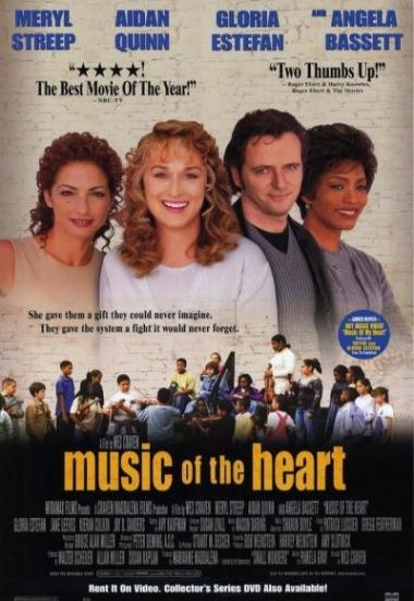 Music of the Heart 1999